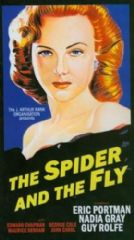 The Spider and the Fly 1949 DVD - Eric Portman / Guy Rolfe